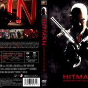 Hitman – Jeder Stirbt Alleine (2007) R2 German Custom Cover & Label