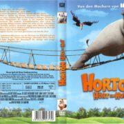 Horton hört ein Hu! (2008) R2 German Cover & Custom Label