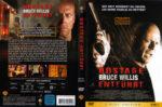Hostage – Entführt (2005) R2 German Cover & Custom Label