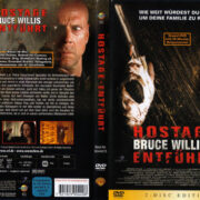 Hostage – Entführt (2005) R2 German Cover & Custom Label
