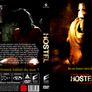 Hostel (2005) R2 German Custom Cover & Label