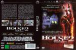 House 2 – Das Unerwartete (1987) R2 German Cover & Label