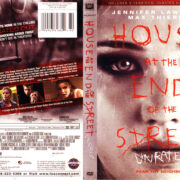 House at the End of the Street (2012) R2 German Cover & Label