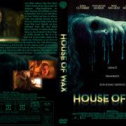 House of Wax (2005) R2 German Custom Cover & Label