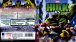 Hulk vs. Wolverine (2009) R2 German Blu-Ray Cover & Label