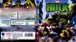 Hulk vs. Wolverine (2009) R2 German Blu-Ray Cover & Label
