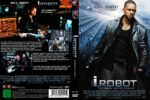 I, Robot (2004) R2 German Custom Cover & Label