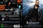 I, Robot (2004) R2 German Custom Cover & Label