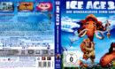 Ice Age - Die Dinosaurier sind los (2009) R2 German Blu-Ray Cover & Label