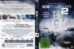 Ice Twister 2 (2010) R2 German Cover & Label