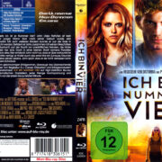 Ich bin Nummer Vier (2011) R2 Blu-Ray Cover & Label