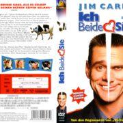 Ich, Beide & Sie (2000) R2 German DVD Cover