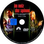 Im Netz der Spinne (2001) R2 German Custom Label