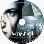 Immortal (2004) R2 German Custom Label