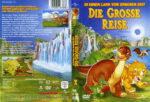 In einem Land vor unserer Zeit 10 – Die große Reise (2003) R2 German Cover & Label