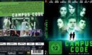 Campus Code (2015) R2 German Custom Blu-Ray Cover & Label