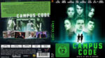 Campus Code (2015) R2 German Custom Blu-Ray Cover & Label
