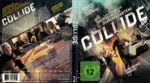Collide (2016) R2 German Custom Blu-Ray Cover & Label
