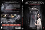 Queen of Spades – Der Fluch der Hexe (2015) R2 German Custom Cover & Labels