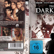 The Darkness (2016) R2 German Custom Blu-Ray Cover & Label