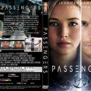 Passengers (2016) R1 CUSTOM Cover & Label