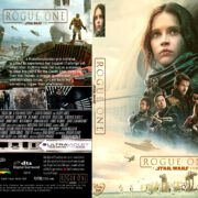 Rogue One-A Star Wars Story (2016) R1 CUSTOM Cover & Label