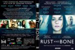 Rust And Bone (2012) R2 CUSTOM Cover & Label