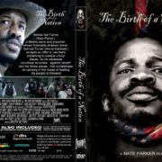 The Birth Of A Nation (2016) R1 CUSTOM Cover & Label
