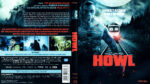Howl (2015) R2 German Blu-Ray Cover & Label
