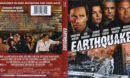 Earthquake (1974) R1 Blu-Ray Cover & Label