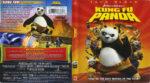Kung Fu Panda (2008) R1 Blu-Ray Cover & Label