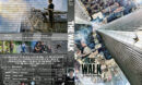 The Walk (2015) R1 Custom Cover & Label