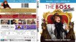 The Boss (2016) R1 Custom Blu-Ray Cover