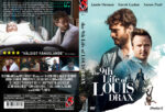 The 9th Life of Louis Drax (2016) R2 Swedish Custom DVD Cover + label