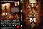 31 – A Rob Zombie Film (2016) R2 GERMAN Custom DVD Cover