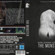 The Monster (2016) R2 GERMAN Custom DVD Cover