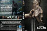 Logan (2017) R2 GERMAN Custom DVD Cover