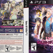 Tales of Xillia 2 (2014) NTSC CUSTOM PS3 Cover