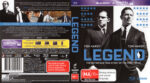 Legend (2015) R4 Blu-Ray Cover