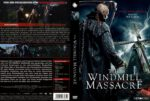 The Windmill Massacre (2016) R2 GERMAN DVD Cover