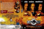 Con Air (1997) R2 GERMAN Custom DVD Cover