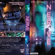 Nerve (2016) R2 GERMAN Custom DVD Cover