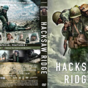 Hacksaw Ridge (2016) R1 Custom Cover & Label