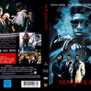 New Jack City (1991) R2 GERMAN Custom DVD Cover
