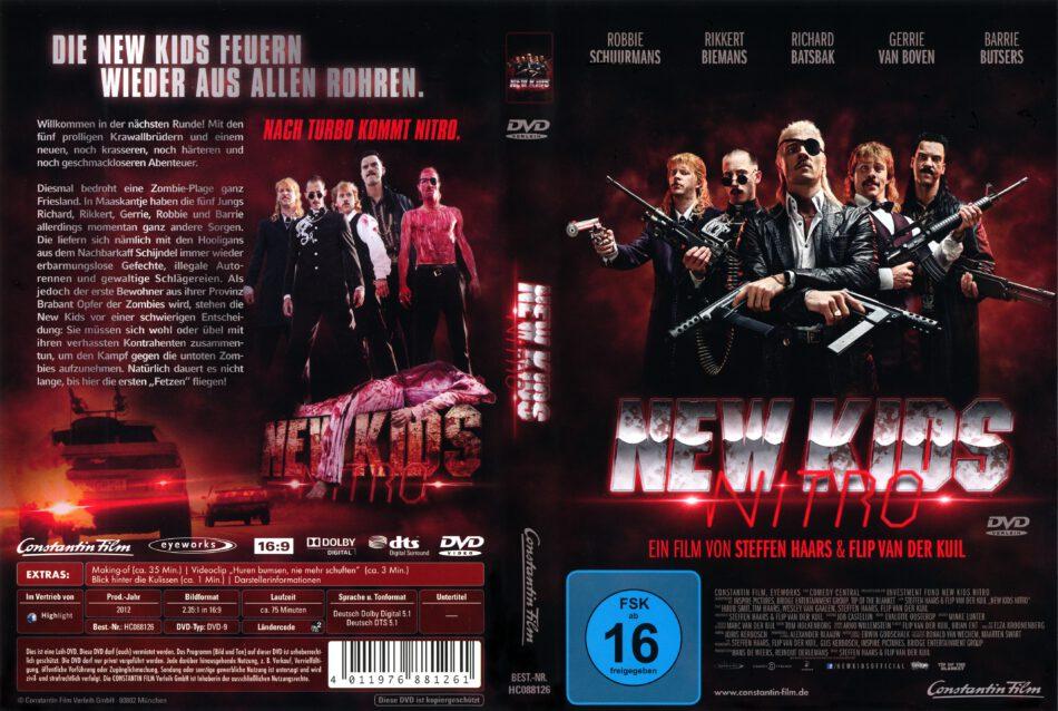 New Kids Dvd