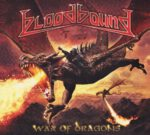 Bloodbound – War Of Dragons (Limited Edition Digipack) (2017) CD Cover & Labels