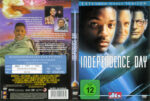 Independence Day (1996) R2 German Cover & Custom Label