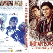 Indian Love Story – Lebe und denke nicht an Morgen (2003) R2 German Cover & Label