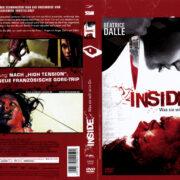 Inside - Was sie will ist in dir (2007) R2 German Custom Cover & Label