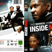 Inside Man (2006) R2 German Covers & Labels